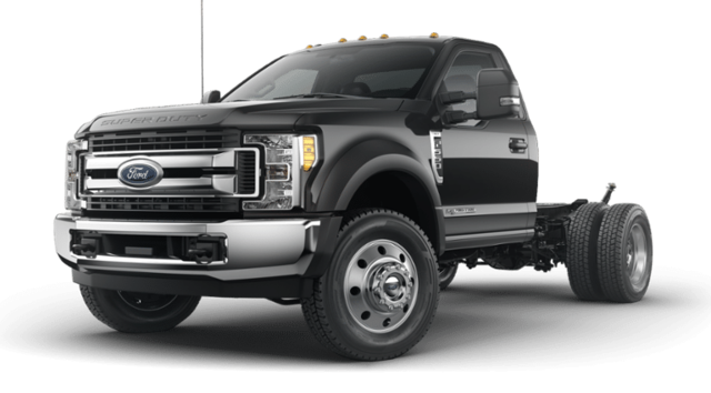 2019 Ford F-550 Chassis F-550 XLT Truck Regular Cab